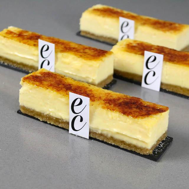 Tarta Crème Brûlée de Vainilla