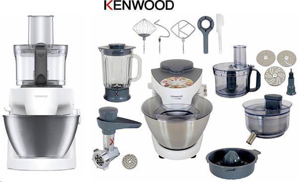 Participa en el sorteo de un robot de cocina MultiOne de Kenwood