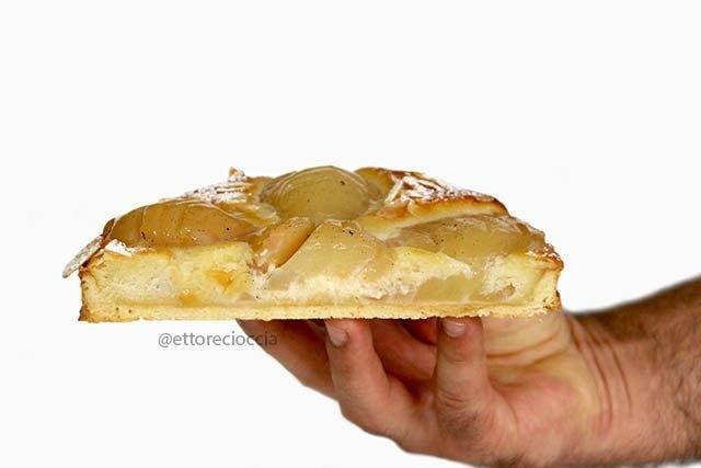 Tarta Bourdaloue